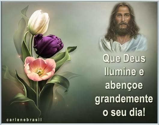 Deus O Abencoe: Carlenebrasil Pra Você
